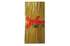 TIE-FIX GOLD 15cm BOX/800pcs